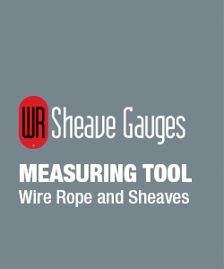 WR Sheave Gauges