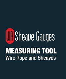 WR Sheave Gauges